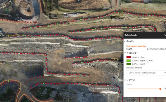 Luck Stone Leverages UAV Aerial Imagery To Improve Quarries Operations