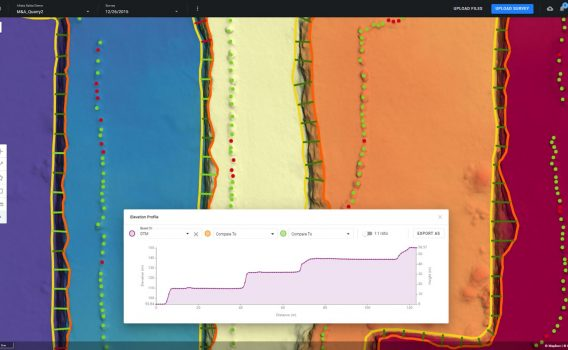 Elevation Problems Resolved With Geoid Model Support In Alteia