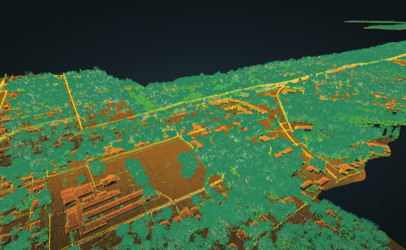 Automatic LiDAR Point Clouds Classification to scale your operations
